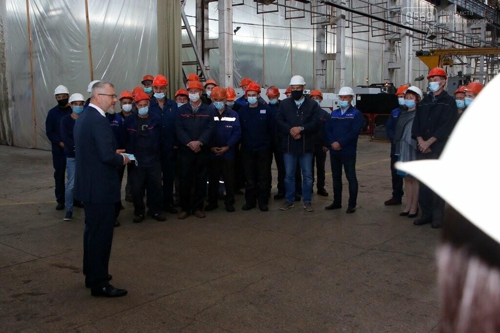 Вилкул: «Мы создадим возможности для развития предприятий Днепропетровщины, чтобы у людей была достойная зарплата», фото-3