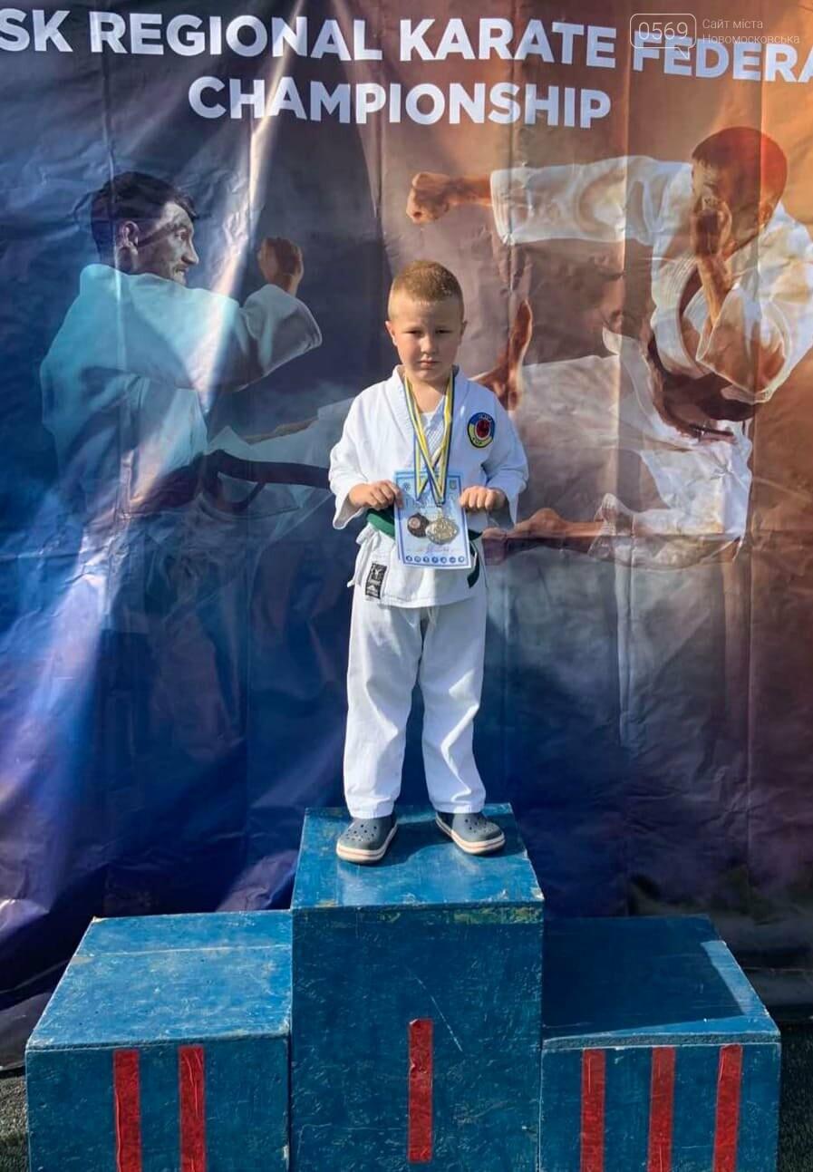 """Вихованці СК """"IRINA"""" з Новомосковська відзначились на чергових змаганнях: 4 золота Кубку області, фото-6"""