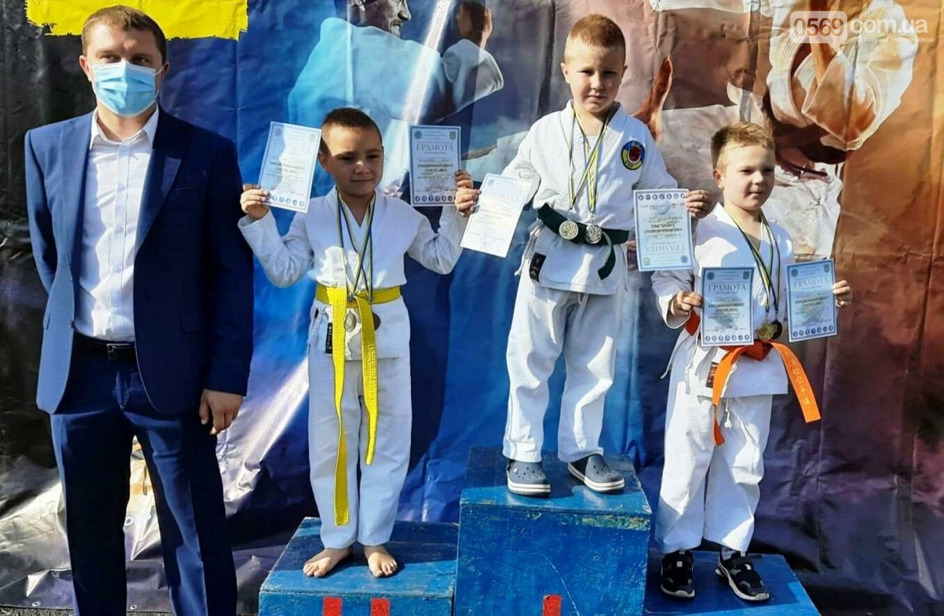 """Вихованці СК """"IRINA"""" з Новомосковська відзначились на чергових змаганнях: 4 золота Кубку області, фото-3"""