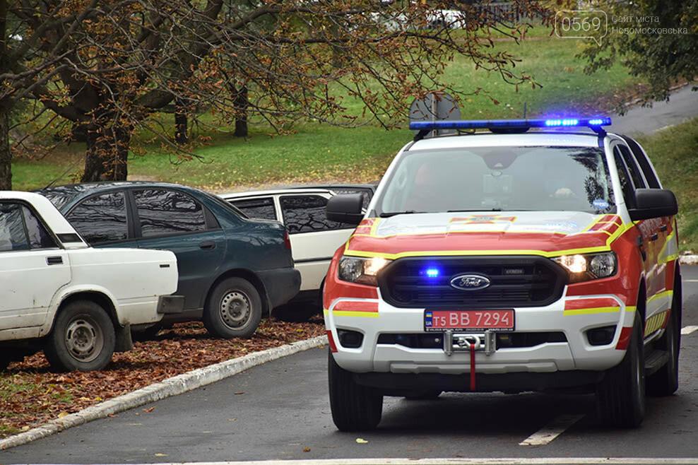 Рятувальники Новомосковська отримали спеціальний аварійно-рятувальний автомобіль легкого типу (ФОТО), фото-10