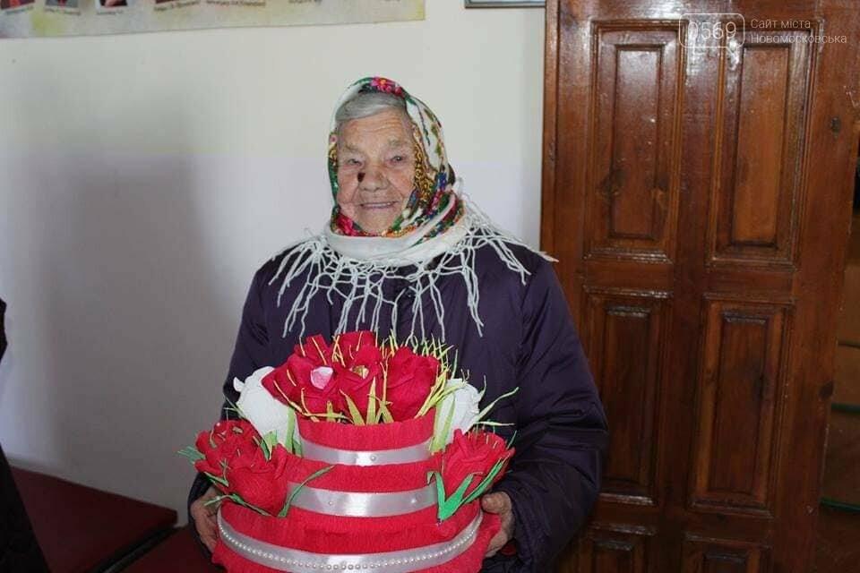 На Новомосковщині відсвяткувала своє 97-річчя учасниця декількох визначних битв  Другої світової Віра Белімова, фото-3