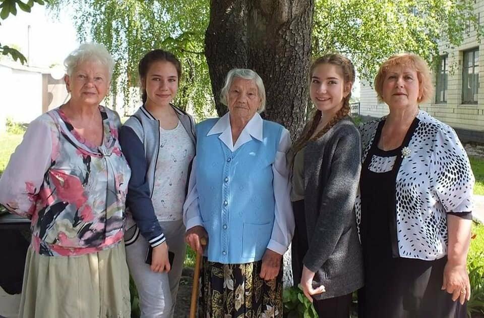 На Новомосковщині відсвяткувала своє 97-річчя учасниця декількох визначних битв  Другої світової Віра Белімова, фото-4