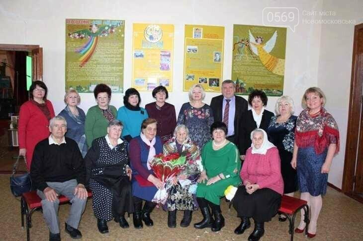 На Новомосковщині відсвяткувала своє 97-річчя учасниця декількох визначних битв  Другої світової Віра Белімова, фото-2