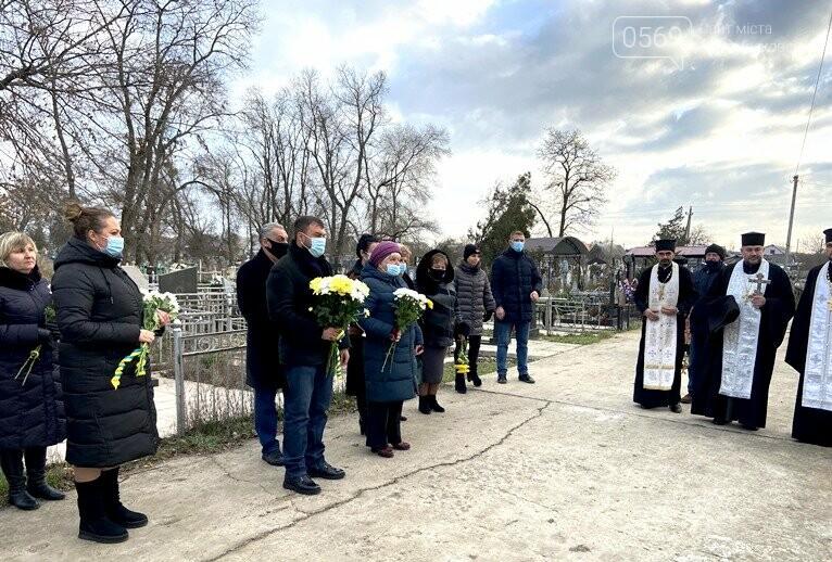 У Новомосковську вшанували пам'ять жертв голодоморів, фото-4