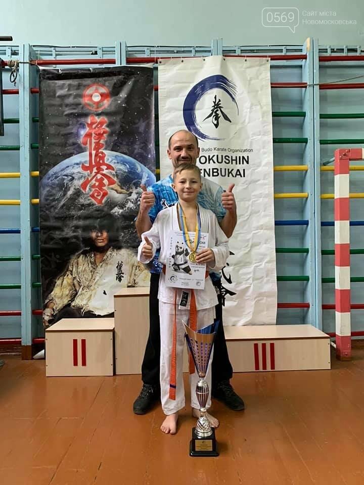 Команда каратистів клубу «РУСИЧІ» з Новомосковська здобула золото на всеукраїнських змаганнях, фото-3