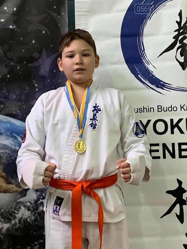 Команда каратистів клубу «РУСИЧІ» з Новомосковська здобула золото на всеукраїнських змаганнях, фото-9