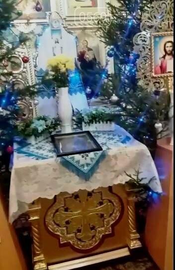 Настоятель Свято-Троїцького храму ПЦУ міста Новомосковська привітав вірян з Різдвом Христовим: ВІДЕО, фото-6