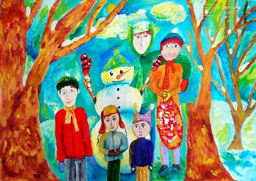 """У Новомосковській мистецькій школі пройшла виставка творчих робіт """"Різдвяні візерунки"""", фото-7"""