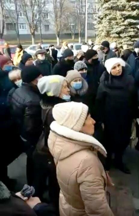 Мешканці Новомосковська підготували лист-вимогу до Уряду країни та Президента, фото-1