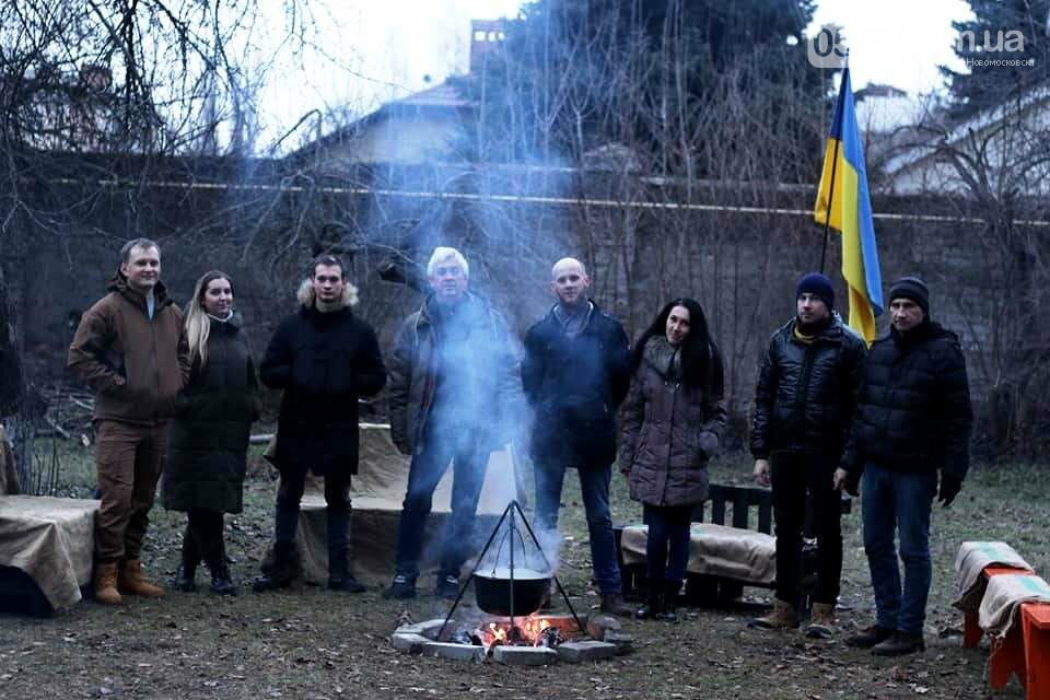 Вічність в обмін на молодість – за Україну!:  У Новомосковську вшанували Героїв Крут, фото-1