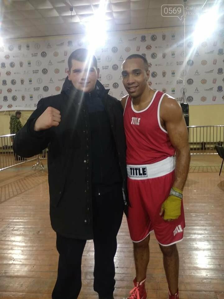 Молодий боксер з Новомосковська вчергове здобув блискучу перемогу на престижних змаганнях, фото-3