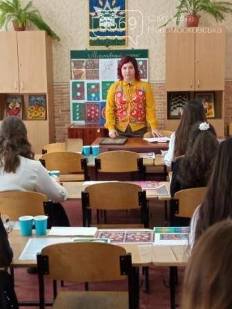 Керівник одного з гуртків ЦПР Новомосковська увійшла до Книги рекордів України, фото-2