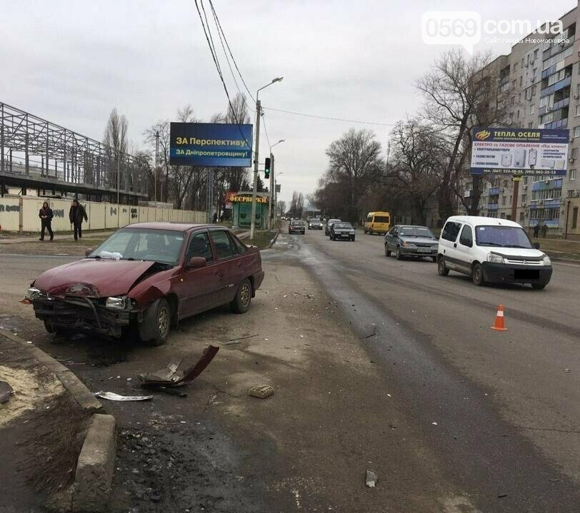 """Слідчі просять допомогти з""""ясувати обставини ДТП у Новомосковську, фото-1"""