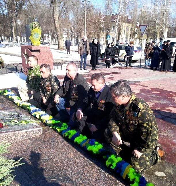 У Новомосковську вшанували учасників бойових дій на територіях інших держав, фото-5
