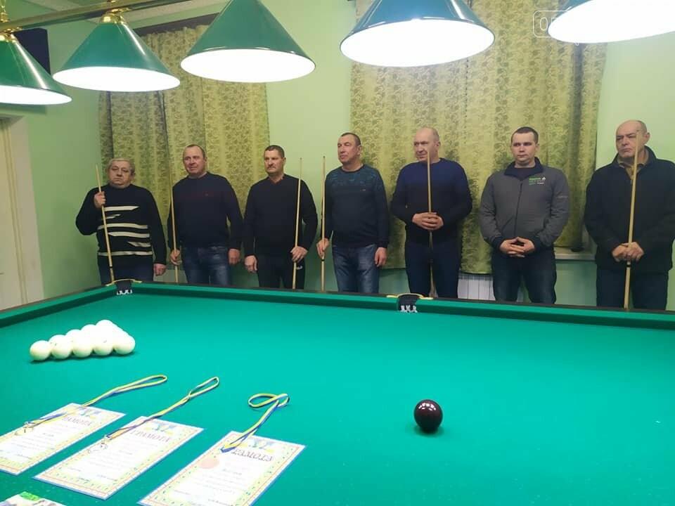До Дня воїнів-інтернаціоналістів у Перещепинській ОТГ пройшов турнір з більяру , фото-11