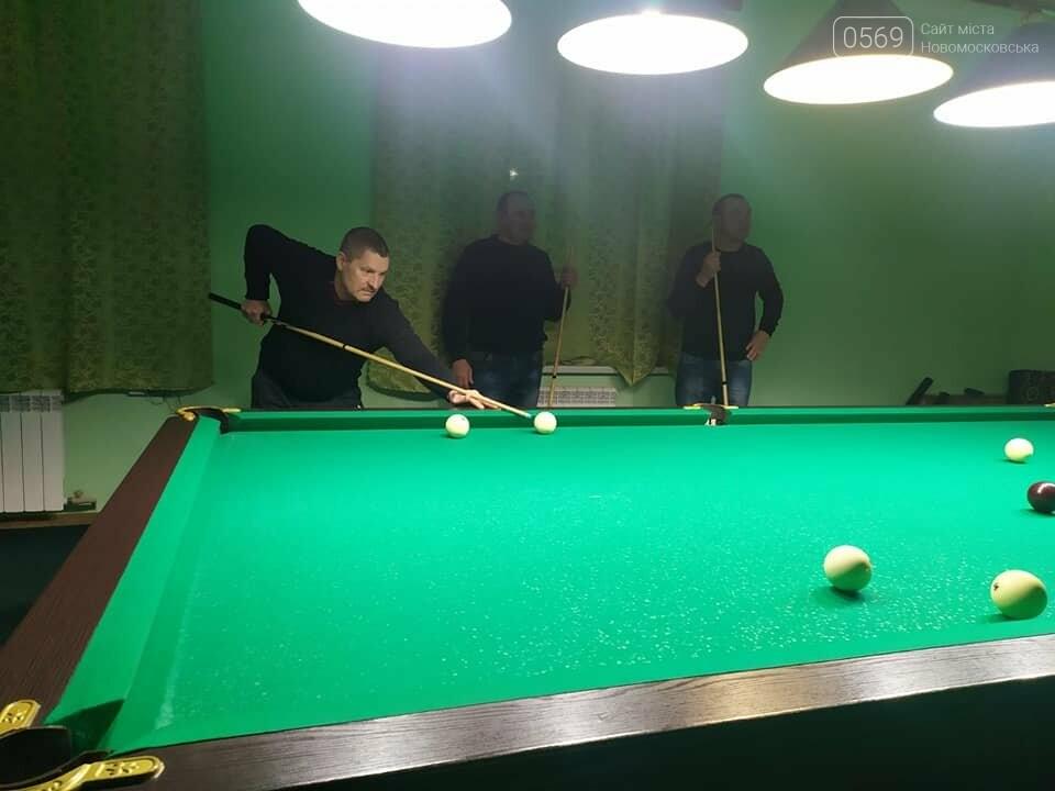 До Дня воїнів-інтернаціоналістів у Перещепинській ОТГ пройшов турнір з більяру , фото-4