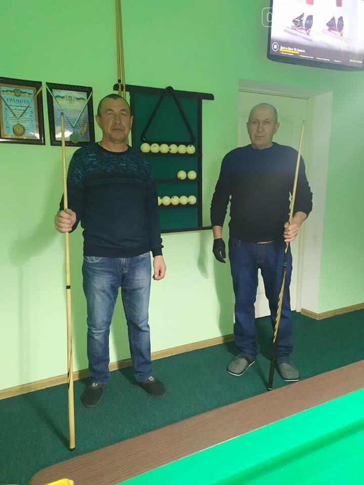 До Дня воїнів-інтернаціоналістів у Перещепинській ОТГ пройшов турнір з більяру , фото-2