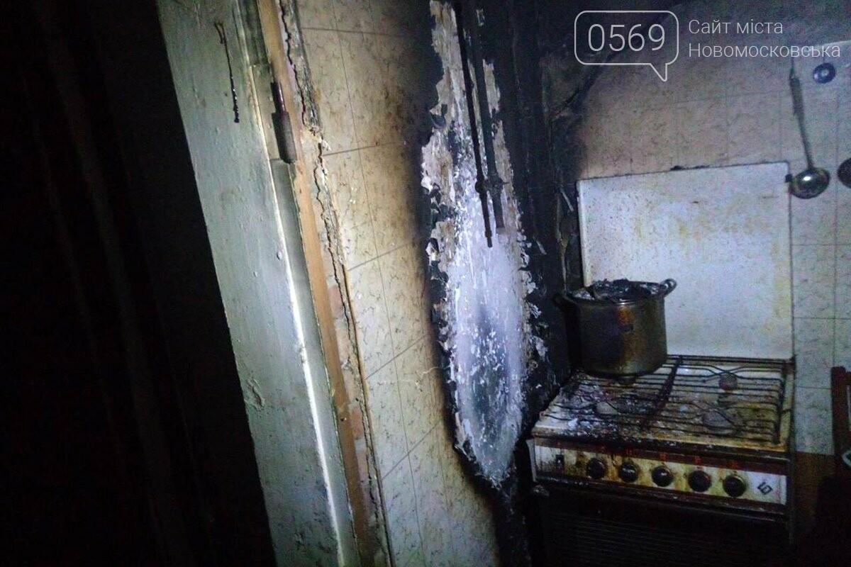 У Новомосковську на мікрорайоні Перевал під час пожежі загинув власник будинку, фото-2