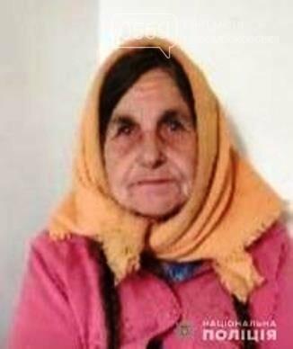 На Новомосковщині зникла 80-річна бабуся: стареньку оголосили в розшук, фото-1