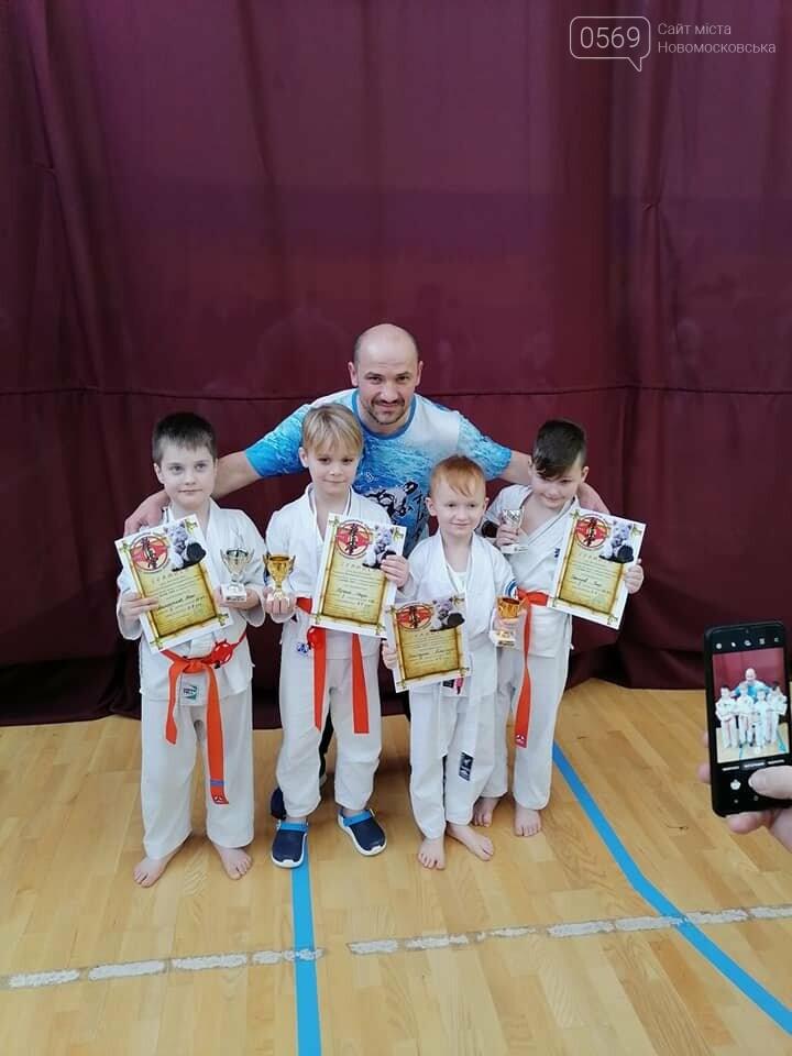 5 золотих медалей: вихованці клубу «Русичі» гідно представили Новомосковськ на міжклубному турнірі, фото-2