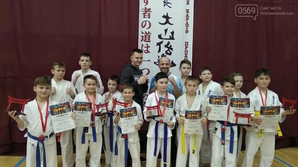 5 золотих медалей: вихованці клубу «Русичі» гідно представили Новомосковськ на міжклубному турнірі, фото-1