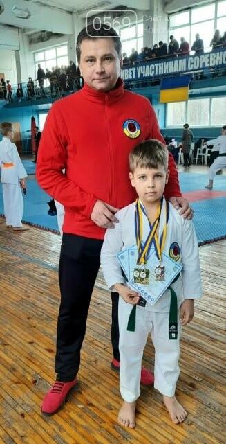Спортсмен СК «ІRINA» з Новомосковщини здобув два золота та виборов абсолютну першість у престижному чемпіонаті, фото-2