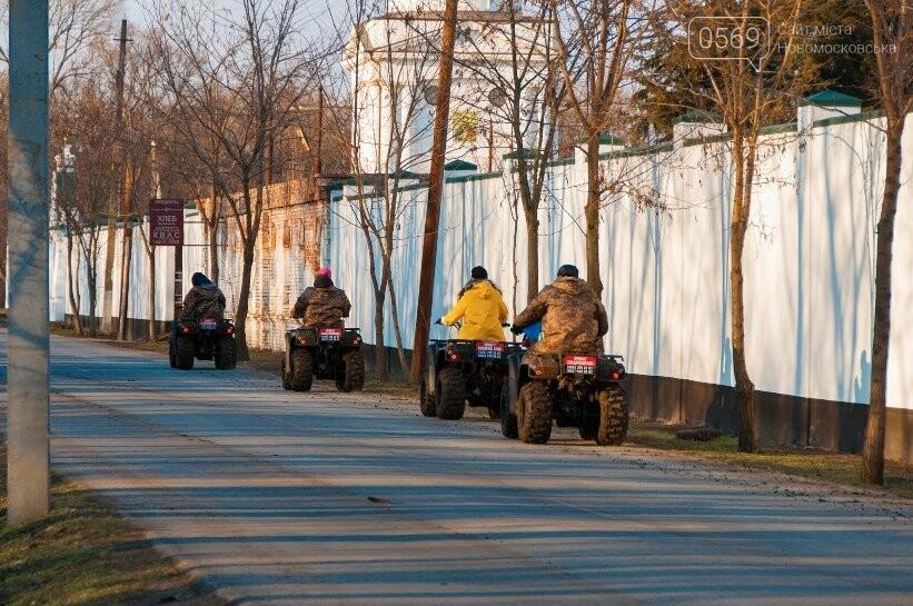 Мер Новомосковська пообіцяв розібратися з питанням прокату квадроциклів  в лісопарковій зоні міста, фото-3