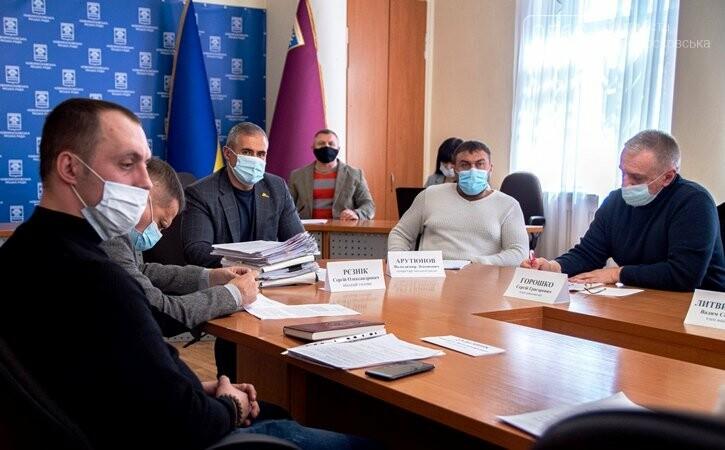 У Новомосковську пройшло чергове засідання виконкому: які питання розглянули, фото-1
