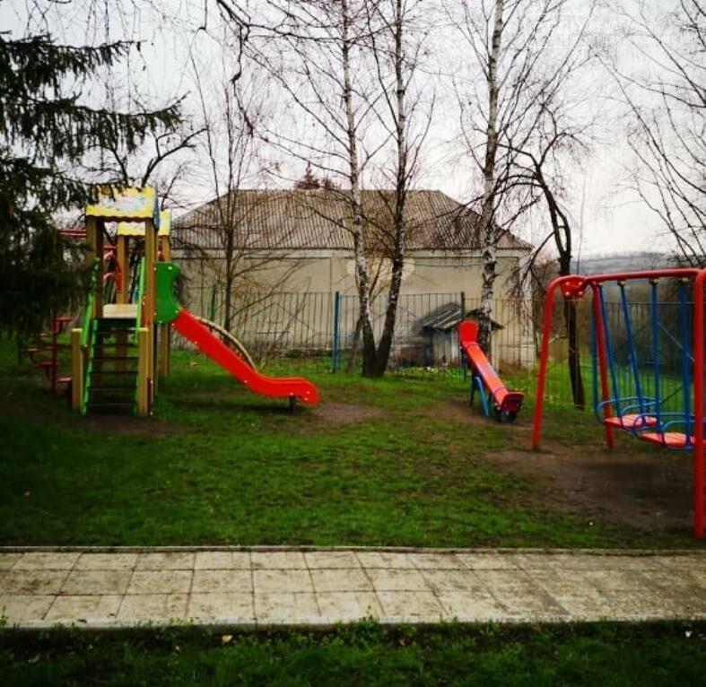 Учні школи, що в Андріївці Новомосковського району, навели лад біля свого навчального закладу , фото-5