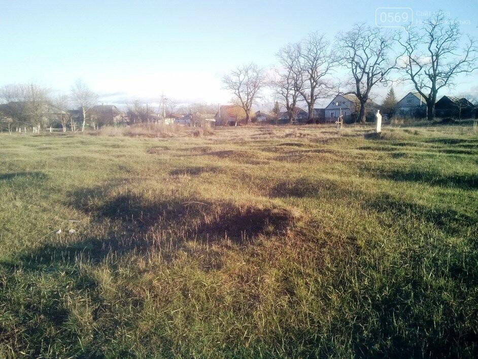У Новомосковську на території колишнього кладовища планують розбити сквер, фото-5