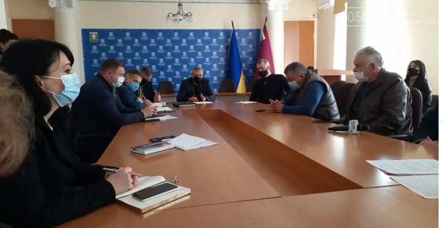 У школах Новомосковська в повній мірі відновлюється освітній процес, фото-1