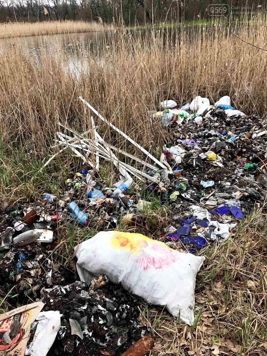 Більше 100 мішків сміття зібрали і вивезли волонтери з лісу, що поблизу Новомосковська, фото-2