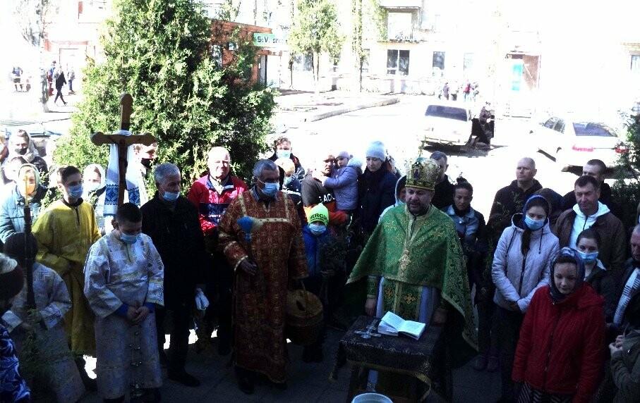 У Новомосковських церквах та храмах пройшли богослужіння з нагоди Вербної неділі, фото-3