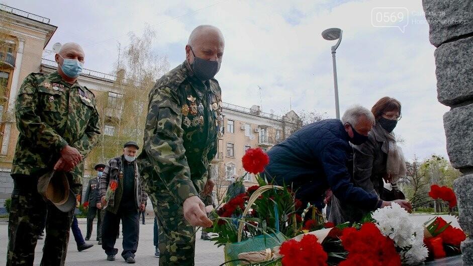 У 35-ту річницю аварії на ЧАЕС новомосковці вшанували чорнобильців, фото-3