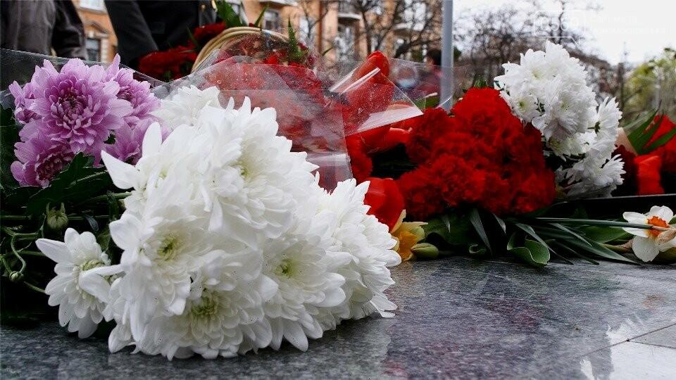 У 35-ту річницю аварії на ЧАЕС новомосковці вшанували чорнобильців, фото-2