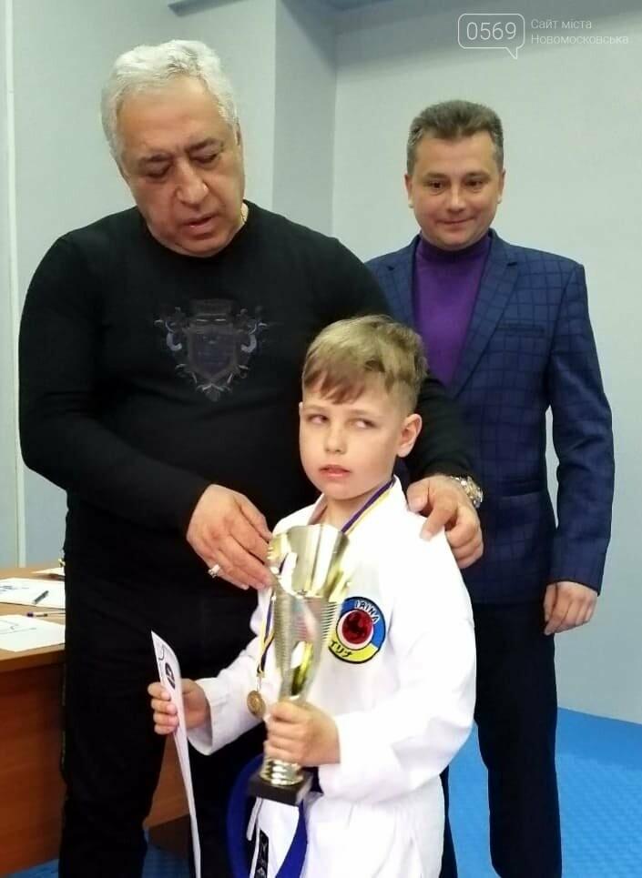 Здобувши перемогу в усіх боях, каратист СК «IRINA» з Новомосковщини взяв золото «Кубку Єдності», фото-9