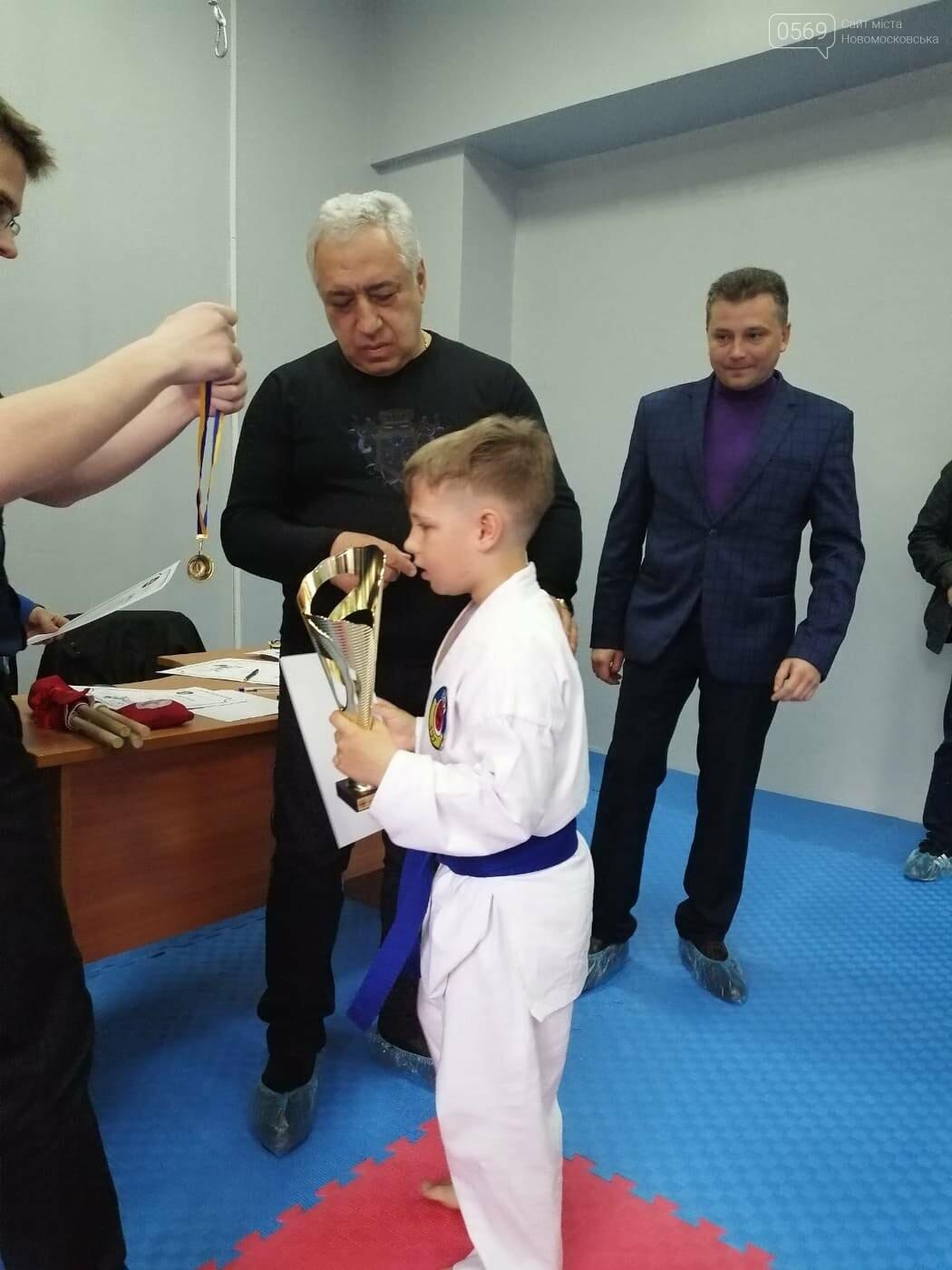 Здобувши перемогу в усіх боях, каратист СК «IRINA» з Новомосковщини взяв золото «Кубку Єдності», фото-10