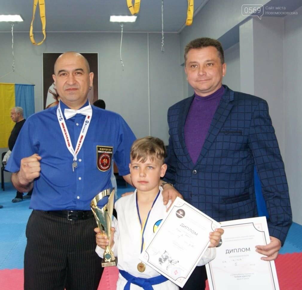 Здобувши перемогу в усіх боях, каратист СК «IRINA» з Новомосковщини взяв золото «Кубку Єдності», фото-6