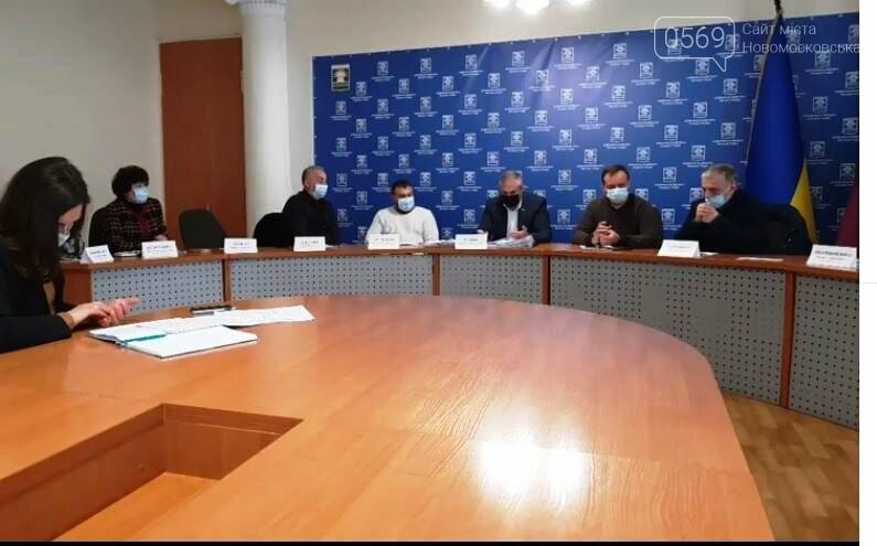 У Новомосковську «… давно назріло питання розробки Положення про утримання кладовищ…» - міський голова, фото-2