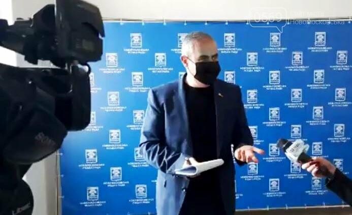У Новомосковську цього року планують охопити Договорами на вивіз сміття увесь приватний сектор: міський голова, фото-1