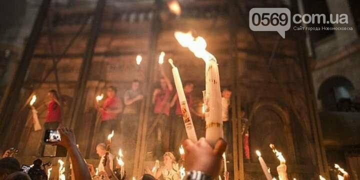 Керівники Новомосковська привітали містян з Великоднем , фото-2