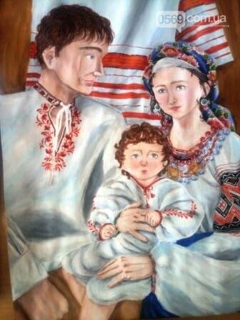 Вихованка ЦПР міста Новомосковська перемогла в обласному конкурсі з живопису, фото-2