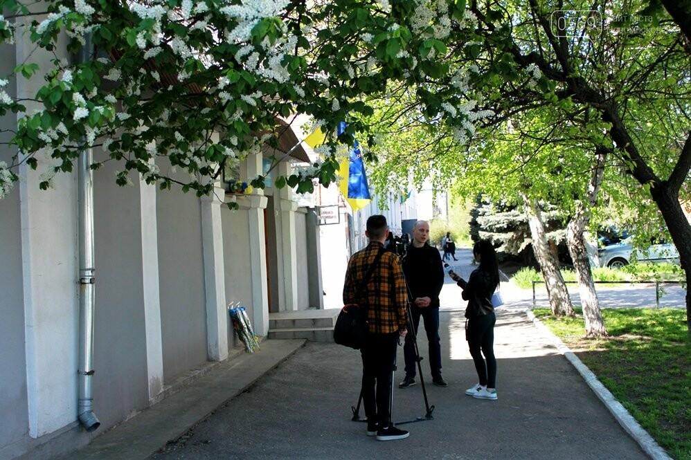 У Новомосковську поновили Меморіальну дошку Микиті Головку, фото-4