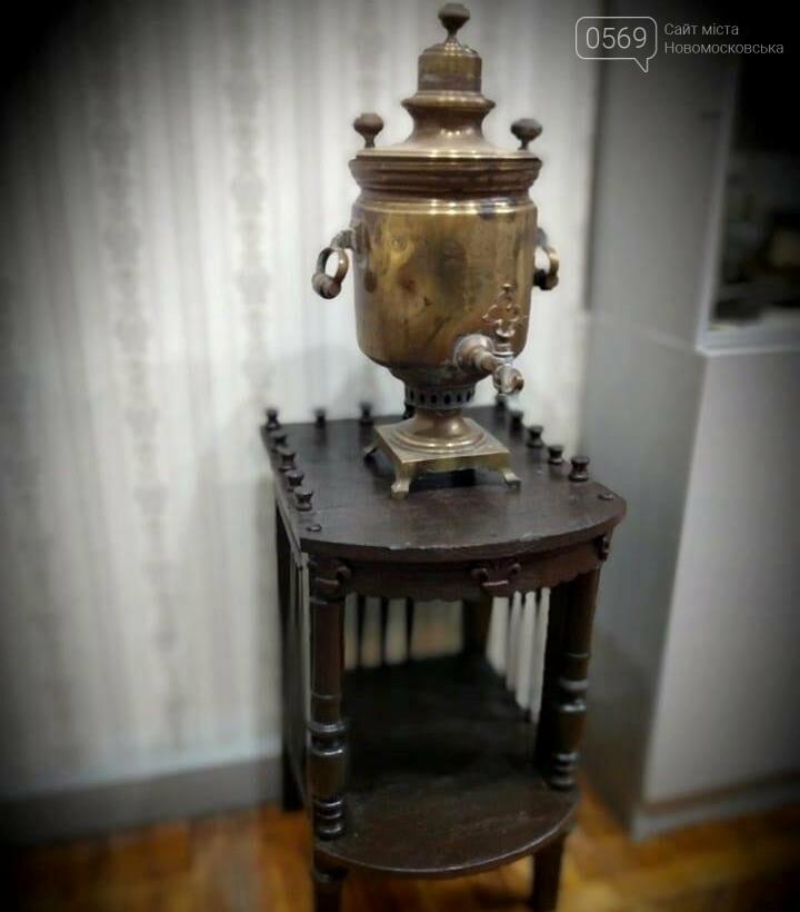 Експозиція Новомосковського музею поповнилась експонатом початку ХХ століття, фото-1