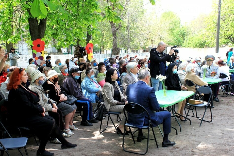 У Новомосковському Терцентрі привітали ветеранів: ФОТОРЕПОРТАЖ, фото-32