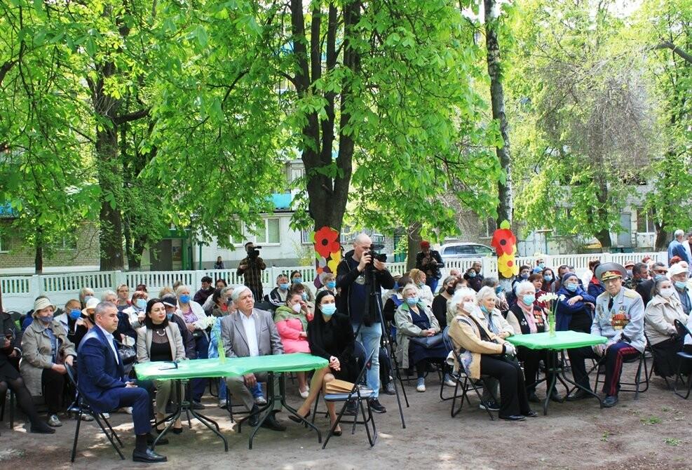 У Новомосковському Терцентрі привітали ветеранів: ФОТОРЕПОРТАЖ, фото-27