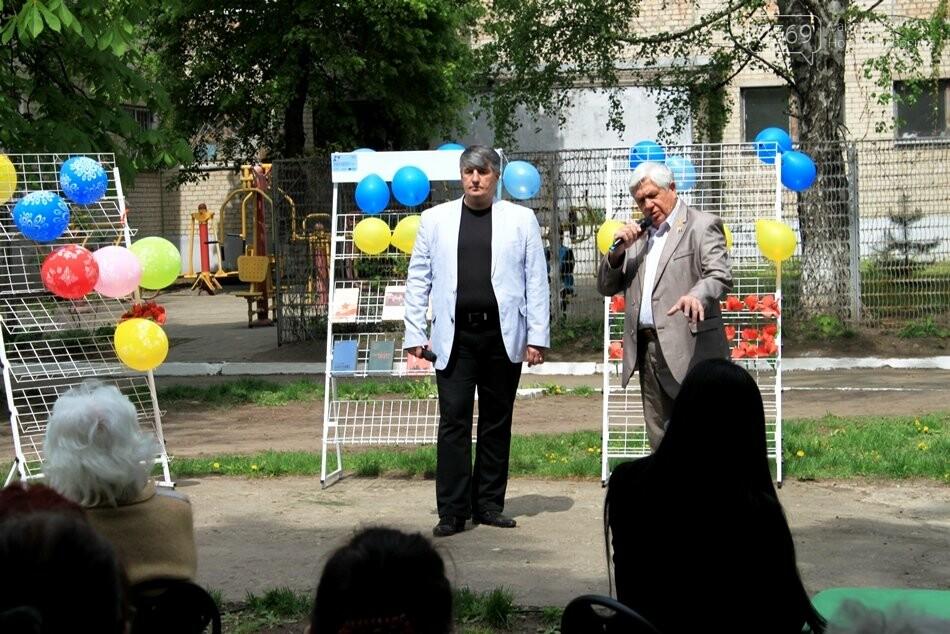 У Новомосковському Терцентрі привітали ветеранів: ФОТОРЕПОРТАЖ, фото-19