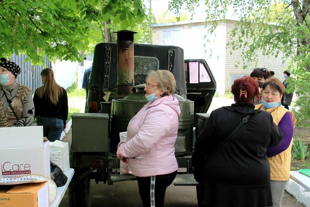У Новомосковському Терцентрі привітали ветеранів: ФОТОРЕПОРТАЖ, фото-17