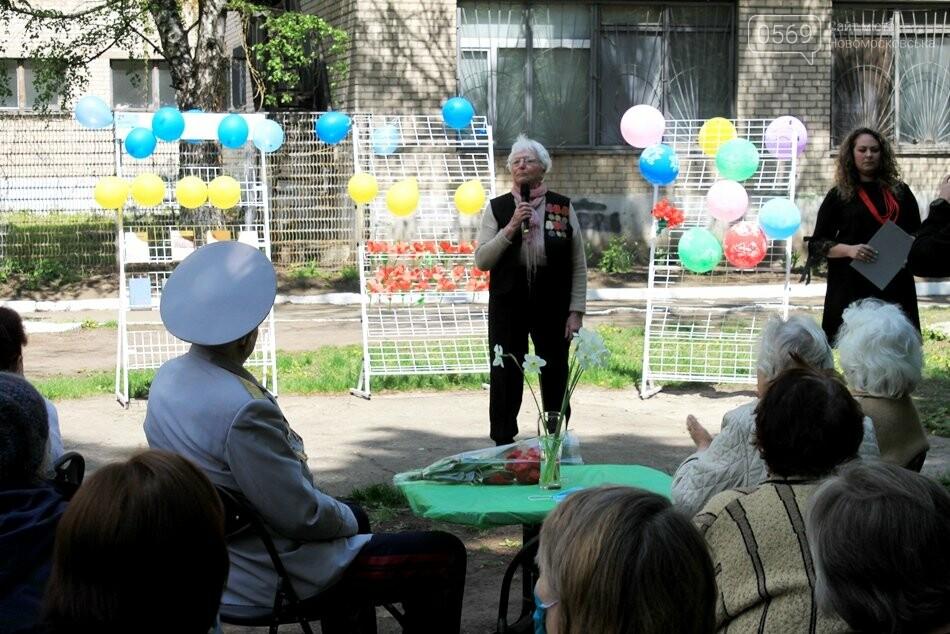 У Новомосковському Терцентрі привітали ветеранів: ФОТОРЕПОРТАЖ, фото-12