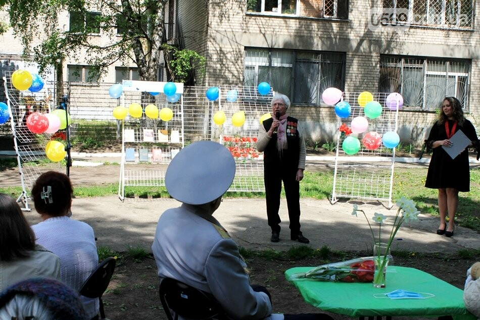 У Новомосковському Терцентрі привітали ветеранів: ФОТОРЕПОРТАЖ, фото-10
